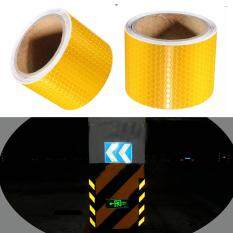 Safety Caution Reflective Tape Warning Tape Sticker Self Adhesive Tape By Threegold.