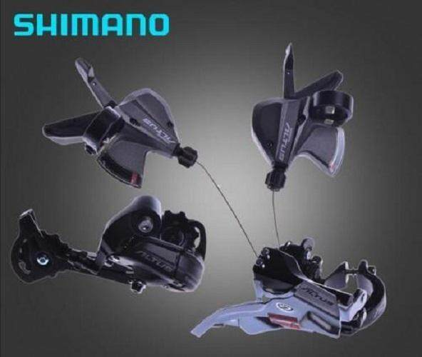 SHIMANO Altus M370 MTB Bike Groupset 3x9 27-speed 3pcs
