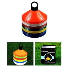 Sign Disc Cone Football Field Obstacle Flying Saucer Plate Training Equipment By Watson.