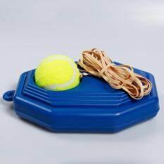 ของเล่นที่ยอดเยี่ยมคนเดียวบอลเทนนิสกลับฐานเทรนเนอร์ชุดยางยาวเชือกยางยืด Band By Wonderful Toy.