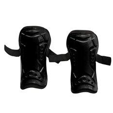 Soccer Pads Shinguards Protector Ankle Black By Blossom Mall.