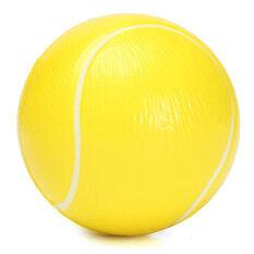 Soft Sponge Foam Stress Relief Press Squeeze Bouncy Ball Kids Educational Toy Tennis Ball By Qiaosha.