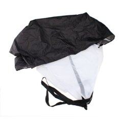 Speed Training Resistance Parachute - Small (40 Size), 15 Lbs Of Resistance, Fit Up To A 42 Waist Black By Ycitc.