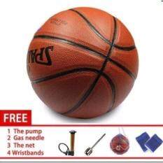 Sport Outdoor Original Basketball Ball New Brand High Quality Genuine Pu Material Size7 Basketball By Future Store.