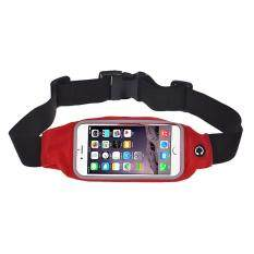 Sports Running Gym Waist Belt Bag Case Cover for iphone 6 Plus 5.5 RD