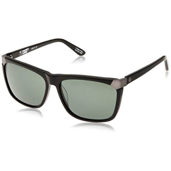 Spy Optic Unisex Emerson Lensa Bahagia Koleksi Kacamata Hitam Warna Hijau, Satu Ukuran Cocok untuk Semua-Intl