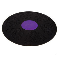 Support 360 Degree Rotation Massage Balance Board For Exercise And Physical By Crystalawaking.