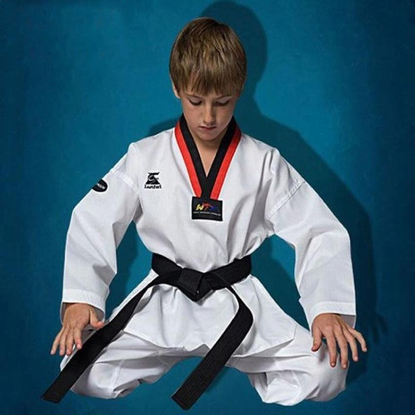 151713867f011 TTW Taekwondo Uniform Twill Cotton Fabric For Kids/Adults/Men/Wonmentae Kwon  Do