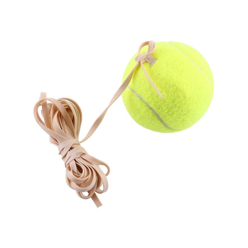Bóng quần vợt Huấn Luyện Có Độ Đàn Hồi Cao Dây Cao Su Đơn Thực Hành (Xanh Lá)-quốc tế