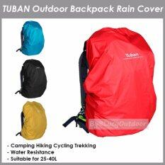 cff57c23b5b6 Tuban Bag Outdoor Backpack Rain Cover 25-40L Water Resistance Camping Hiking  Cycling Trekking (