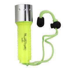 Underwater 1800LM T6 LED Diving Flashlight Torch Lamp(European regulations)