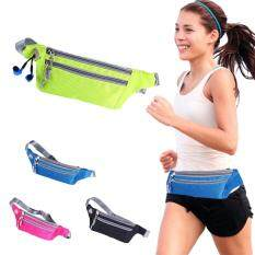 Unisex Running Bum Bag Travel Handy Hiking Sport Waist Belt Zip Running Bag By Honesty Store.
