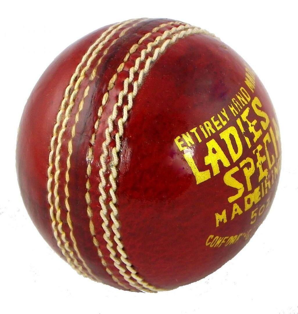 Di Muka Opttium Wanita Khusus Bola Kriket. 4 Piece Alum Kulit Yang Disamak.-Intl By Shoppingmadeeasy.