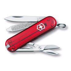 Victorinox 0.6223.T Classic SD Translucent Red