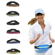 Waterproof Sport Runn Fitness Jogging Pouch Belt Fanny Pack Belly Waist Bum Bag By Freebang.
