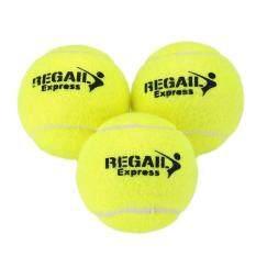 Hình ảnh Weiyue-Sports Elasticity Vanilla Green 1Pc Tennis Balls Rubber For Training Adults