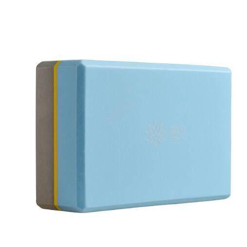 WELFARE High density environment-friendly Yoga brick-light blue and grey -  intl 4a5a4099e