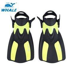 WHALE Snorkeling Diving Swimming Fins Trek Snorkeling Foot Flipper Swimming Diving Comfortable For Professional Diver