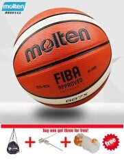 Wholesale Or Retail Brand Cheap Molten Gg7x Basketball Ball Pu Materia Official Size7 Basketball Indoor And Outdoor Ball Training Equipment Free With Net + Bag And Needle By Pico Sports.