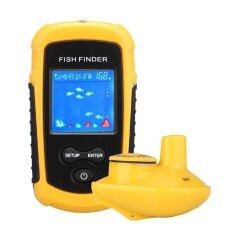Ttlife Wireless Fish Finder Sonar Fishfinder 40m Depth Range Ocean Lake Sea Fishing By Ttlife Fashion Zone.