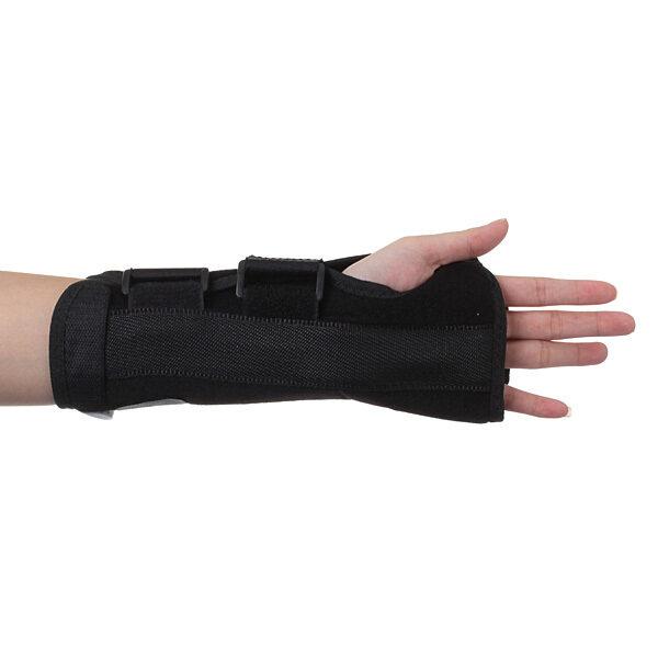 Hình ảnh Wrist Brace Support Splint For Carpal Tunnel Arthritis Sports Sprain Strain Pain Right L - intl