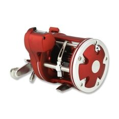 YUMOSHI ACL 12+1BB Round Baitcast Reel with Counter Left/Right Hand for Jigging Trolling in Saltwater Specification:30D right hand