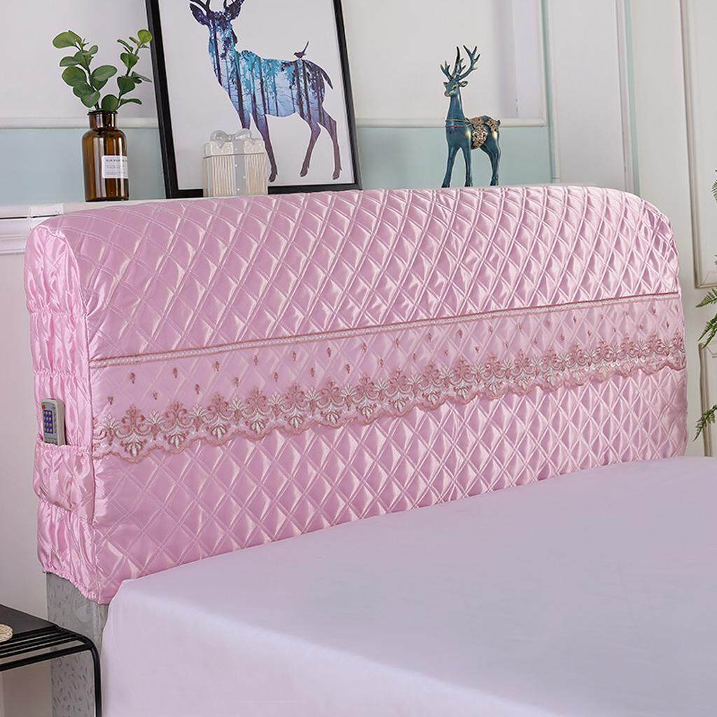 BolehDeals Dustproof Stretchable Bedroom Bed Headboard Cover Protector Slipcover