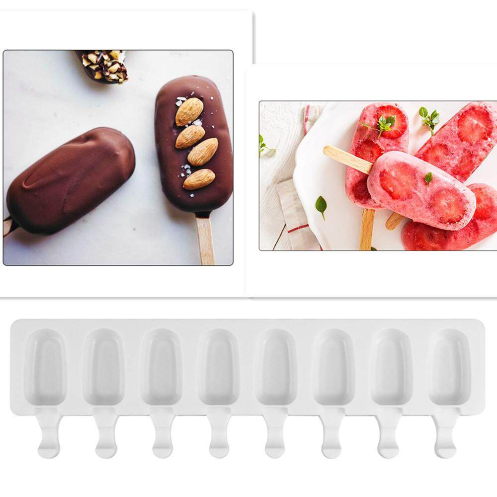 Cavity Ice Cream Mold Makers Silicone Thick material DIY Molds Ice Cube Moulds Dessert Molds Tray