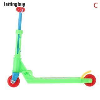 [Jettingbuy] Mini Scooter Scooter Trẻ Em Đồ Chơi Giáo Dục Ngón Tay Guitar Skateboard thumbnail