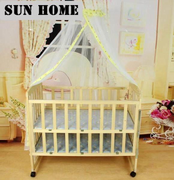 Crib mosquito net Crib mosquito net baby bed mosquito net landing dome court style
