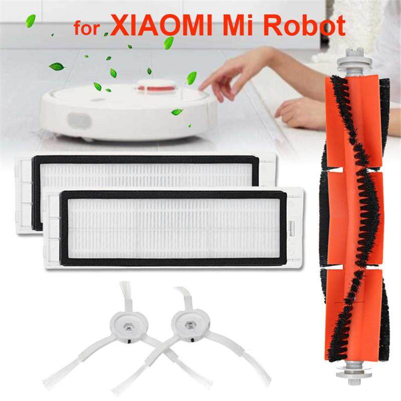 Main Brush Filters Side Brushes Accessories for XIAO MI MI Robot Singapore