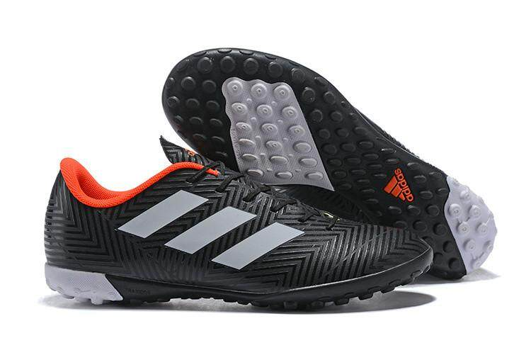 35b9a39888a4 Adidas Official MEN Football Shoes High Quality Nemeziz Messi Tango 18.4 TF  (Size:40