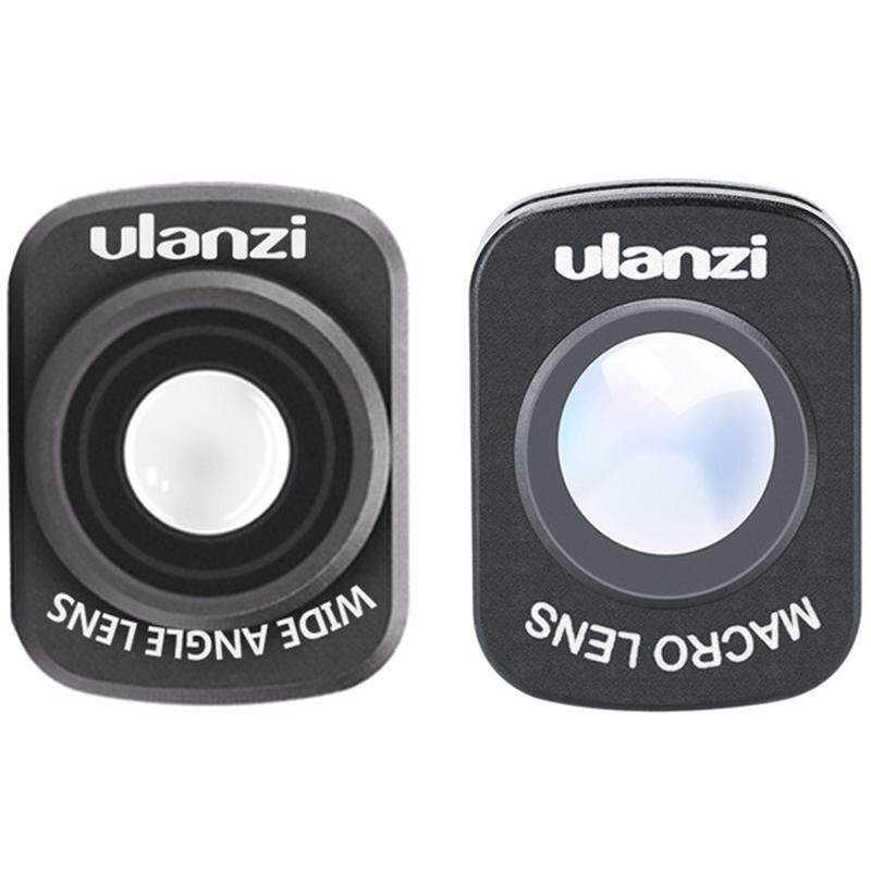 Coupon tại Lazada cho Ulanzi Op-5 Op-6 Wide Angle Macro Lens For Dji Osmo Pocket 10X Hd 4K Macro Lens Gimbal Accessories Magnetic Lenses