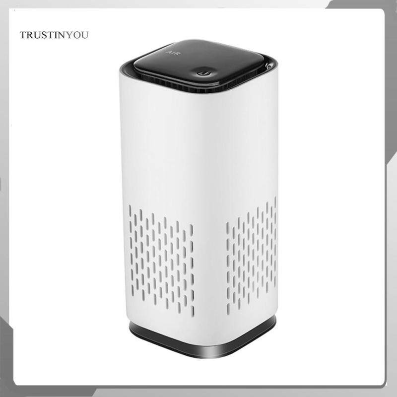 Air Cleaner Fresh Ozone Low Noise Air Purifier Bedroom Car Smoke Remover Home Appliances Singapore