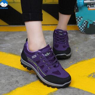 Giày Thể Thao Nữ DS Giày Đi Bộ Chống Trượt Giày Đi Bộ Đường Dài Giày Thể Thao Ngoài Trời Cho Nữ Giày Đi Du Lịch Không Thấm Nước Và Nhẹ thumbnail