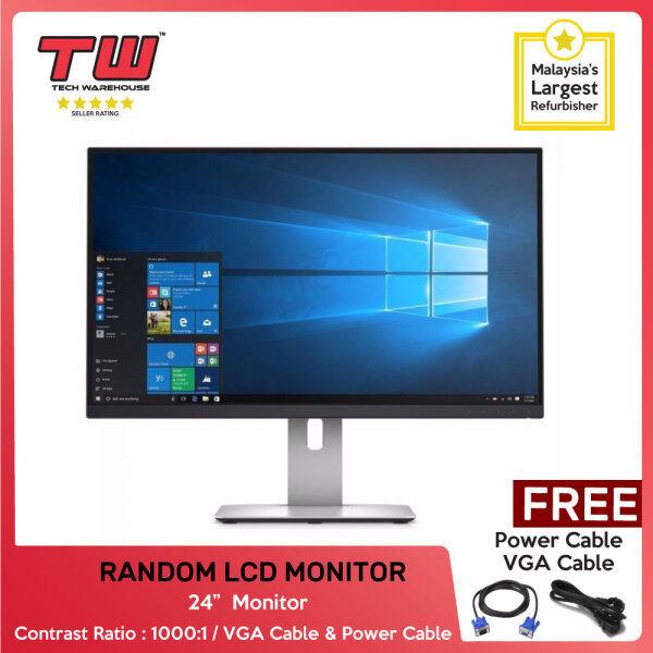 RANDOM 24 LCD MONITOR Malaysia