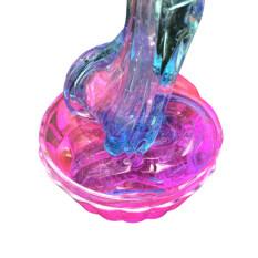 Đồ chơi chống căng thẳng slime 3 theo phong cách pha lê trong suốt mềm thơm dành cho trẻ em Babybon – INTL