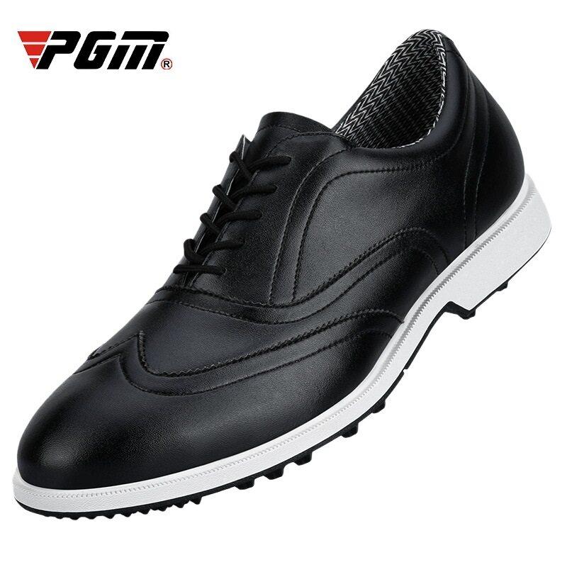 Giày chơi golf PGM cho nam và Nam, Giày thể thao chơi gôn, chống trượt, không thấm nước, thoải mái