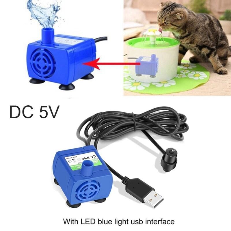 Mèo Không Thấm Nước Uống Nước Quả Chó Bát Mèo Tự Động Cho Ăn Vật Nuôi Cung Cấp Cho Thú Cưng Máy Bơm Nước Uống