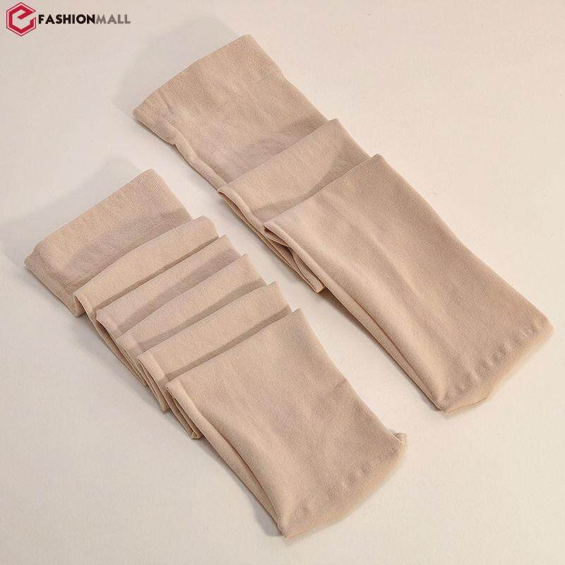4900f9784 EfashionMall Velvet One Size Solid Color HIGH SOCKS Stockings Over The Knee  Socks Stocking Thigh Cotton