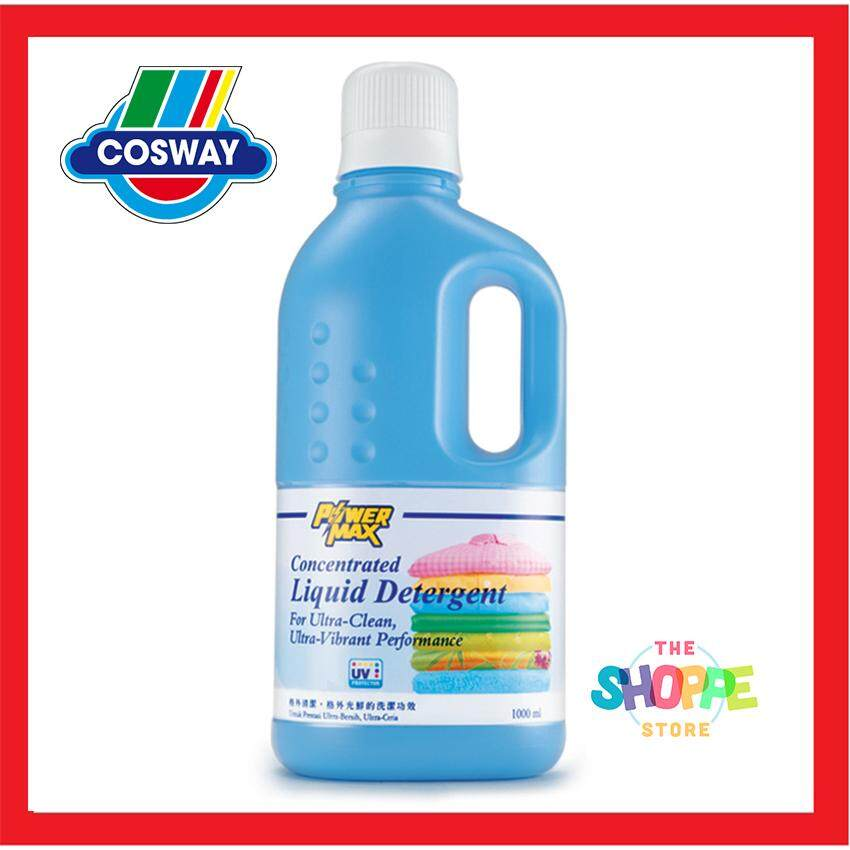 [Ready Stock] Cosway PowerMax Concentrated Liquid Detergent - 1000ml