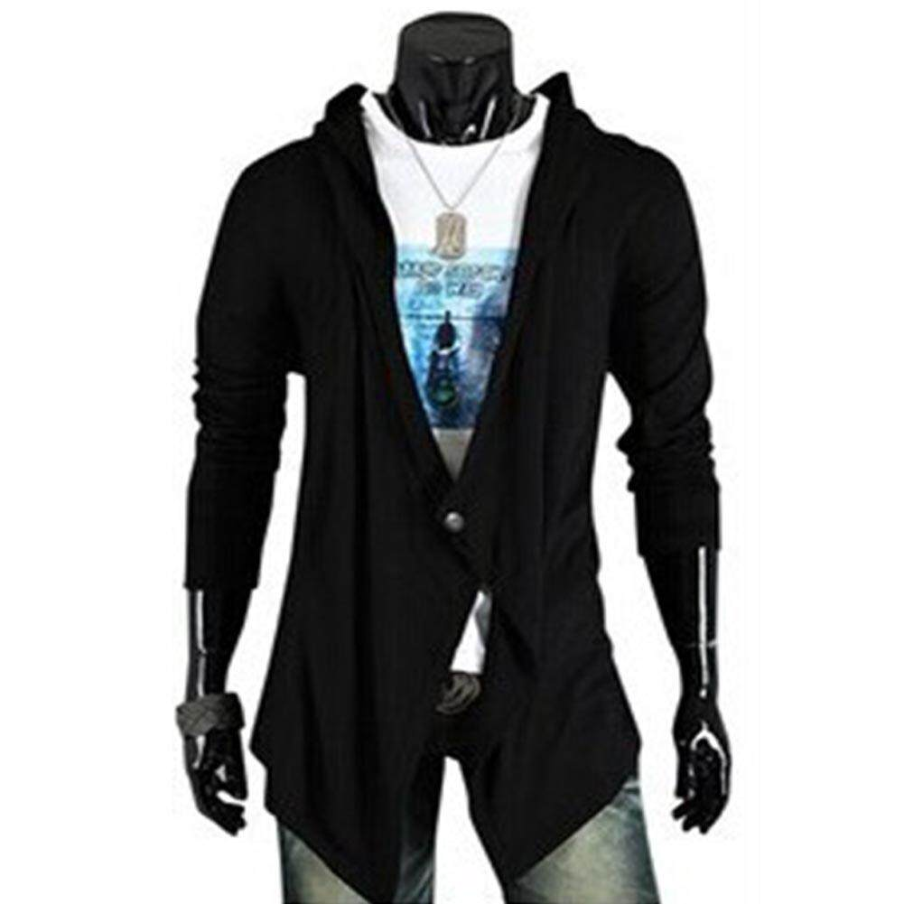 Rd Men Slim Style Long Fashion V-Neck Knited Coat By Redcolourful.