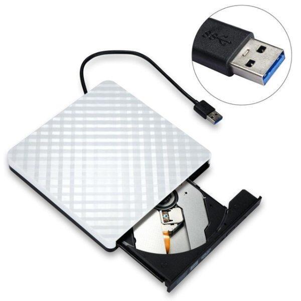 Bảng giá Ổ Đĩa Quang Mỏng Gắn Ngoài USB3.0 Cho Máy Tính Để Bàn Máy Tính Xách Tay-Intl Phong Vũ