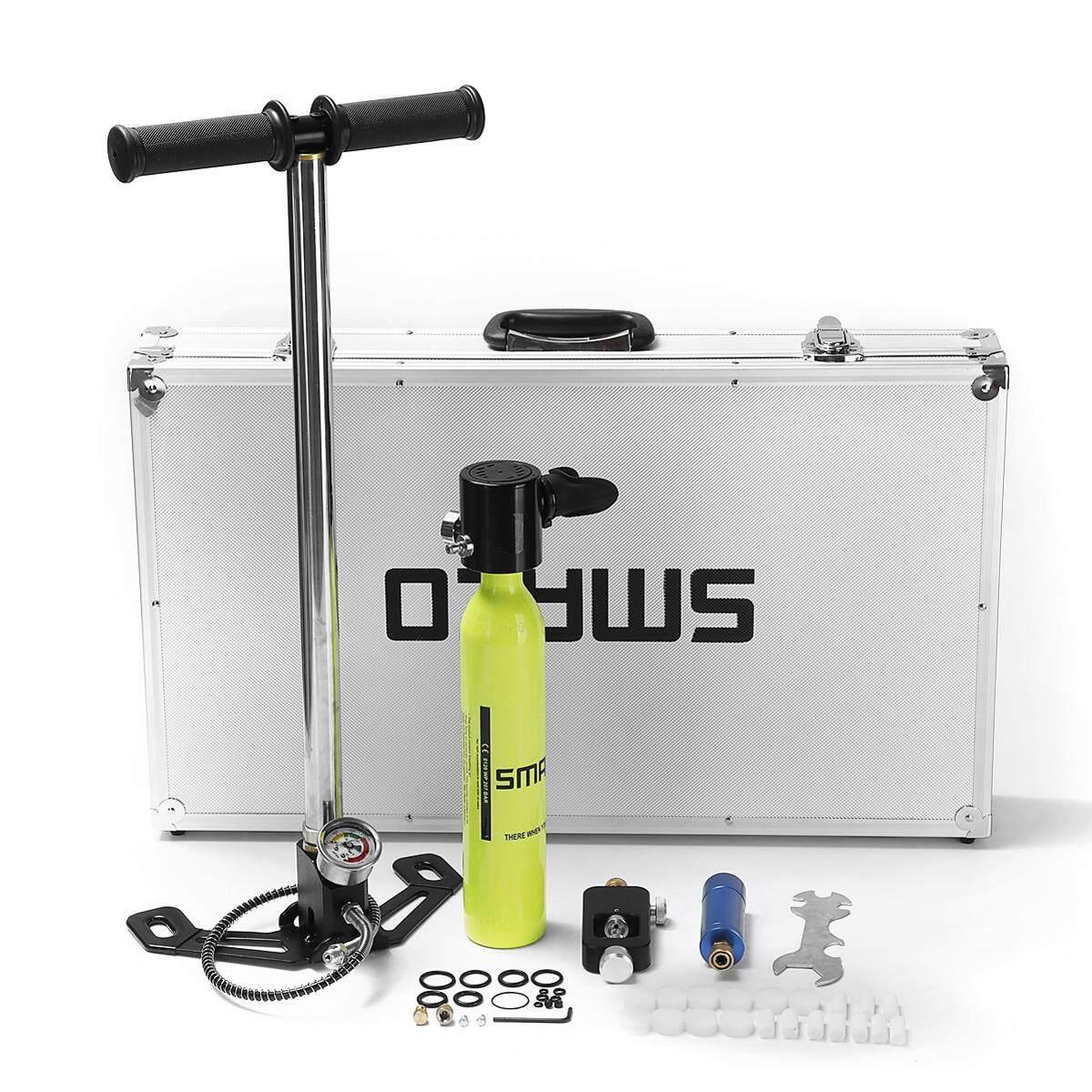 0.5L Portable Mini Tank Oxygen Bottle Diving Swimming Breath # 2