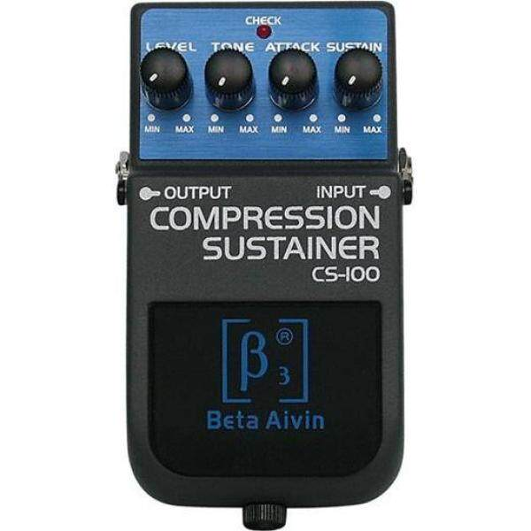Effect Pedal- Compression Sustainer Malaysia