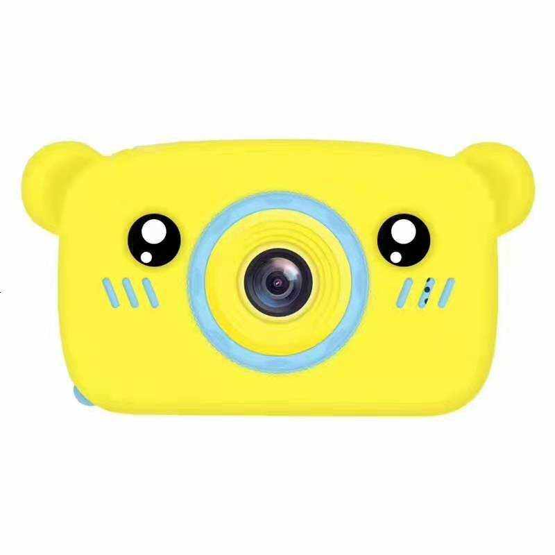 New Kids Camera Toys Mini HD Cartoon Cameras Taking Pictures Gifts For Boy Girl Birthday Camera Toys