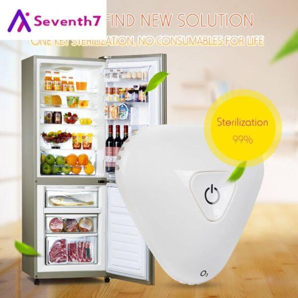 Sixth7 Hàng Sẵn Có Jayoyi Mini Máy Làm Sạch Không Khí Ozone Di Động Khử Mùi Tủ Lạnh Tủ Lạnh Xe Di Động Tủ Lọc Không Khí [COD]