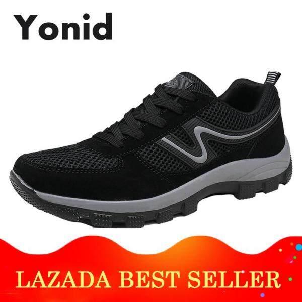 Yonid Giày Đi Bộ Đường Dài Cho Nam Giày Đi Bộ Đường Dài Bền Chống Trượt Giày Sneaker Nam Ngoại Cỡ 38-46