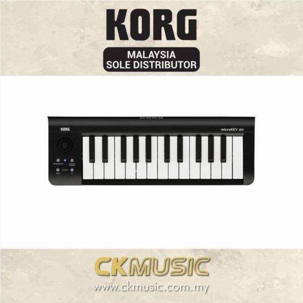 Korg microKEY2 Air - Bluetooth MIDI Keyboard (MICROKEY2 25 / 37 / 49 /61 AIR) Malaysia