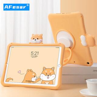 Ốp Xoay 360 , Bao Máy Tính Bảng Đứng Xoay Silicon Hoạt Hình Cho iPad Mini 1 2 3 4 5 Pro 9.7 Air 3 10.5 11 Ốp Lưng Silicon Siêu Mỏng Cho iPad 9.7 2017 2018 5th 6th 7th Gen 10.2 thumbnail